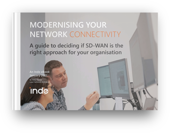 SD-WAN eBook Mockup